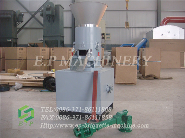hot-selling PTO wood pellet mill/rotatin...